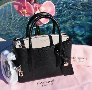 🌸 NWT Kate Spade Margaux Mini Satchel Leather Bag  NEW $248
