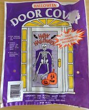 """Halloween Door Cover, Giant 30"""" X 65"""" Waterproof, Decoration, Indoor/Outdoor"""