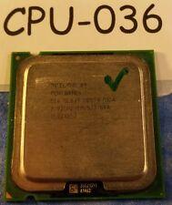 #CPU036- SL8J9 Pentium 4 416 2.933Ghz 1Mb 533Mhz Desktop Processor - Used