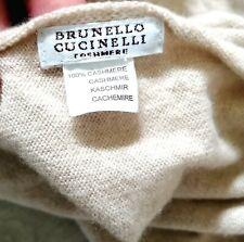 Sciarpa Brunello Cucinelli 100% Cachemire
