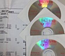 RADIO SHOW: LEEZA GIBBONS 2/17/01 ROD STEWART, AEROSMITH, 3 DOORS DOWN, DIDO