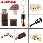 NEW Creative 8GB USB 2.0 Flash Memory Stick Pen Drive Storage Thumb U Disk Cheap