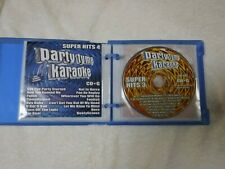 Party Tyme Karaoke Pop Mega Pack 128 songs on 8 cd and gs!