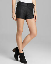 Faux Leather High Waist Shorts for Women | eBay