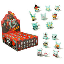 Dunny The 13 The Horror Comes Slithering Back Blind Box - Set of 20 NEW Kidrobot