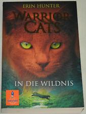Buch Warrior Cats Staffel 1 Band 1 In die Wildnis, TB - sehr gut