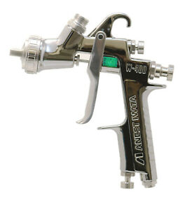 ANEST IWATA W-400-132G 1.3mm Gravity Spray Gun Center Cup without Cup classic
