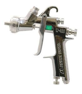 ANEST IWATA W-400-132G 1.3mm Gravity Spray Gun Center Cup without Cup Guns  W400