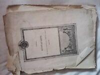 BUONAPARTE DAL 1769 ALLA PARTENZA PER L'ESERCITO D'ITALIA