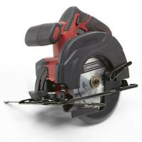 "CRAFTSMAN 125.CC20A 20V 20 VOLT CORDLESS 6.5"" CIRCULAR SAW WITH BLADE - NEW"