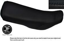 BLACK AUTOMOTIVE VINYL CUSTOM FITS HONDA CR 500 1985 DUAL SEAT COVER ONLY