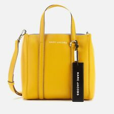 NWT Marc Jacobs The Tag 21 Mini Tote  ~ Bold Gold ~ M0015078