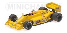 MINICHAMPS 400 870011 LOTUS 99T F1 model car S Nakajima Monaco 1987 Ltd 1 1:43rd