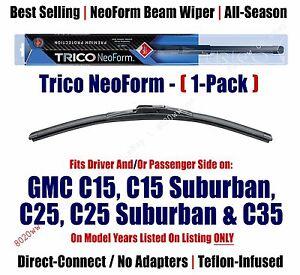 Super Premium NeoForm Wiper (Qty 1) fits 1975-1978 GMC C15/C15 Suburban - 16160