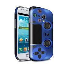 Étuis, housses et coques bleus brillants Samsung Galaxy S8 pour téléphone mobile et assistant personnel (PDA)