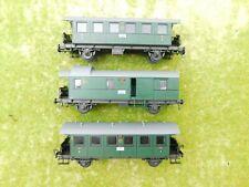 216HO //12 US Zone Fleischmann 1200 in OVP Donnerbüchse grün 2 Kl