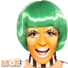 Umpa Lumpa Make-Up Kit Fancy Dress Book Day Week Face Paint Costume Accessory