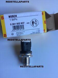 BOSCH FUEL PRESSURE SENSOR ALFA ROMEO 147 / 156 /159 / 166  1.9JTDM  2.4JTDM