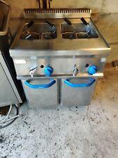 More details for tecnoinox commercial pasta  cooker  (gas) noodle etc.