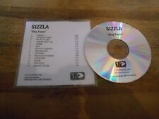 CD Reggae Sizzla - Stay Focus (14 Song)  Promo VP RECORDS