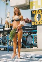 MUSCLE BEACH GIRL California Found Photo GENE MOZEE ARCHIVE Pretty Woman 812 18
