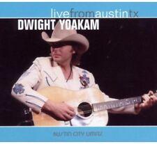 Dwight Yoakam - Live from Austin TX [New CD] Rmst, Digipack Packaging