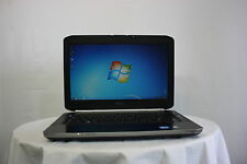 "FAST Home Laptop Dell E5420 14.1"" FHD Core i5 2.3GHz 4GB 320GB Windows 7 GRADE B"