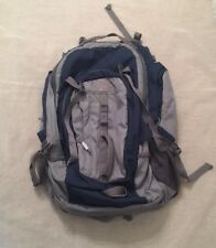 KELTY Redwing 2650 Hiking Trail Backpack Blue Grey Back Support Camping Daypack