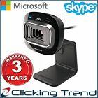 HD Webcam with Mic Microsoft Lifecam HD-3000 USB 720P Camera Laptop PC Skype NEW