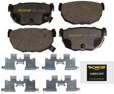 Disc Brake Pad Set-Sedan Rear Monroe DX272