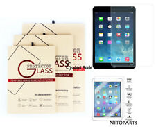 For iPad 2 3 4 Mini Air Pro 9.7 Pro 10.5 Premium Tempered Glass Screen Protector
