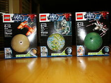 Star Wars Lego 9679 , 9677 , 9678 Series 2 set MISB with minifigures