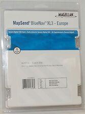 NEW Magellan MapSend BlueNav Europe Maps XL3 BLACK SEA SD Card Meridian GPS