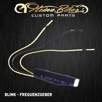HeinzBikes Blink-Frequenzgeber Harley-Davidson Modelle ohne CAN-BUS