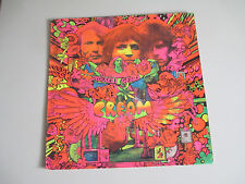 CREAM-DISRAELI GEARS-LP RECORD-UK-CREATION-UNIQUE ERROR-SIDE 2 LABEL BOTH SIDES!