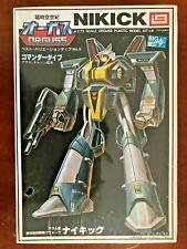 Orguss Transformer Nikick Commander Type 1/72 Plastic Imai #5 (Vintage & Rare)