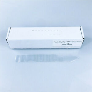 Disposable Dental Plastic Sleeves for High Speed Handpiece dental supply