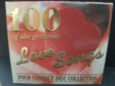 CD 100 GREATEST LOVE SONGS - VARIOUS ARTISTS