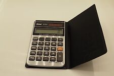 IBICO 0785 CALCULATOR SOLAR VINTAGE