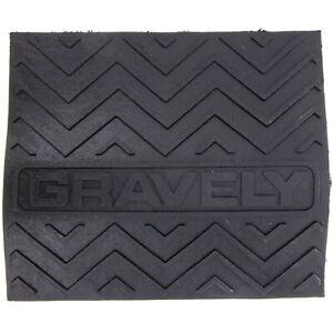 Ariens 79105000 Gravely Kit Rubber Mat Gravely Zt Hd