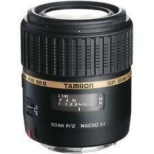 New TAMRON SP AF 60mm f/2 Di II MACRO Lens [G005] - Sony A