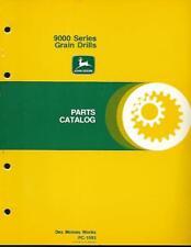 John Deere 9000 Series Grain Drill Parts Catalog