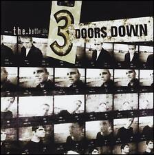 3 DOORS DOWN - THE BETTER LIFE CD ~ KRYPTONITE +++ 90's POP ROCK ~ THREE *NEW*