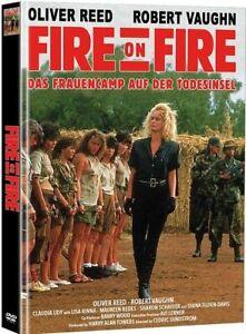 Fire On Fire DVD Mediabook WMM Limited Edition Mediabook aka Blood Ransom WIP