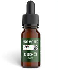 Gesund mit CBD-Öl 10ml .inhalt 10% .EXTRAKT Klasse 1!