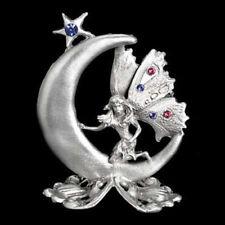 Moon Fairy Miniature Pewter Figurine