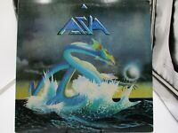 Asia Self Titled Debut Vinyl LP 1982  Geffen GHS 2008 VG++ c VG+