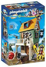 PLAYMOBIL 4796 - Getarnte Piratenfestung mit Ruby  ++neu und ovp++
