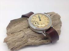 Original Kirovskie large wristwatch USSR 1946. Rare case!!!