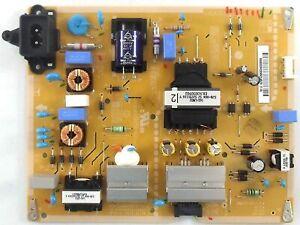 EAY64229501 - EAX66793101 - Power Supply Board for LG 43LH604V / 43LW340C